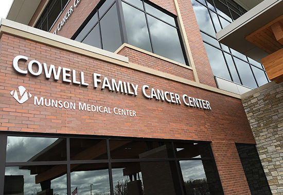 The Cowell Family Cancer Center